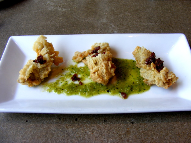 Virginia Fried Oysters